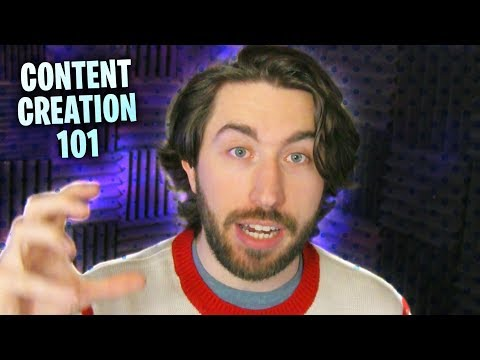Wanting To Start Creating Videos or Streaming? | Content Creation 101