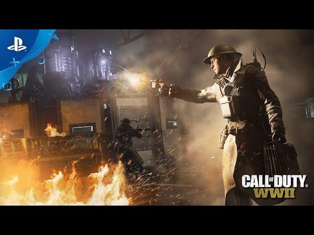 Call of Duty: WWII - Shadow War DLC 4 Trailer | PS4