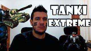 Tanque de Guerra Extreme =O - Tanki Online