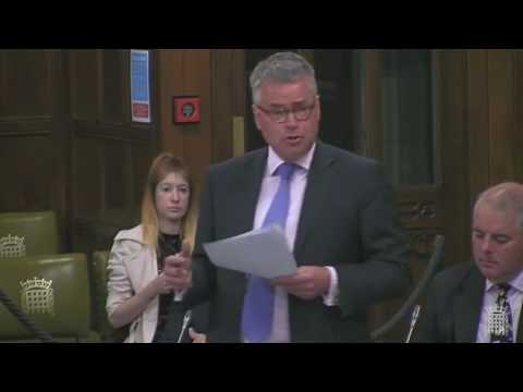 Tim Loughton MP - Westminster Hall - Post Office closures - 25-04-2017