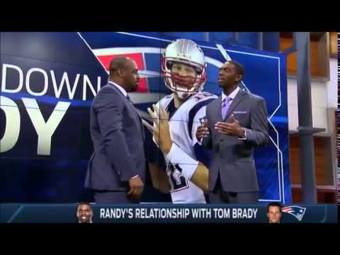 Randy Moss talks about Tom Brady.