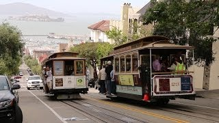 San Francisco Cable Cars and Powerhouse