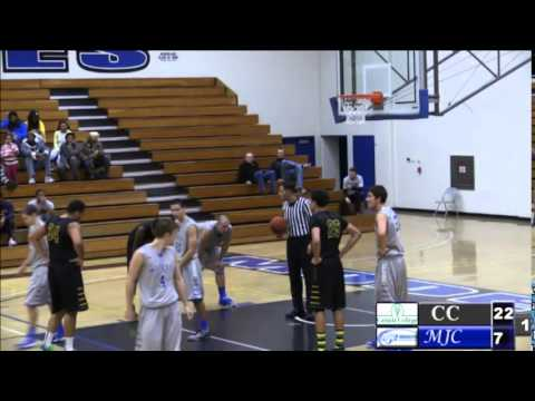 Modesto Junior College vs. La Canada College - Men's Basketball