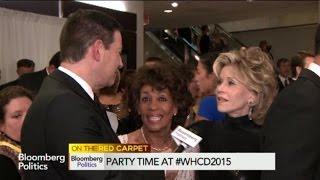 Jane Fonda on Wolf Blitzer: He's Progressive