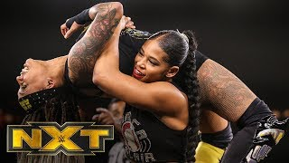 Kayden Carter vs. Bianca Belair: WWE NXT, Dec. 11, 2019
