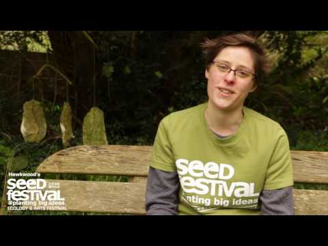 100 days of HOPE countdown to Hawkwood's Seed Festival 7-9 July
