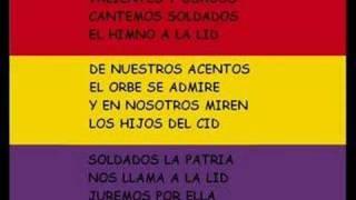 Himno de la República Española thumbnail