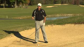 Good Golfing: Hitting Out of Fairway Bunkers