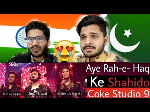 M Bros Reaction On Aye Rah-e-Haq Ke Shahido, Coke Studio Season 10.