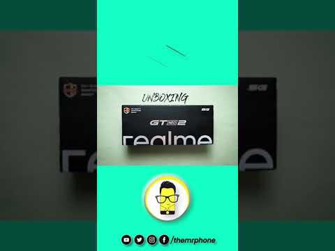 Realme GT Neo 2 Unboxing! (Neo Green Variant) #Shorts