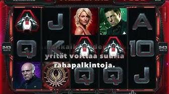 Kolikkopelit Battlestar Galactica KOKEMUKSIA