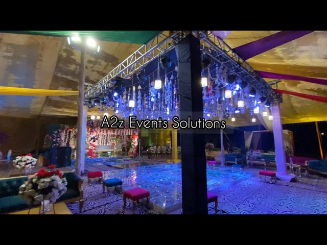 Shendi Event ideas   Shendi event planner in Lahore a2z events solutions.