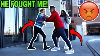 I Confronted My Girlfriends Ex Boyfriend! (CRAZY)