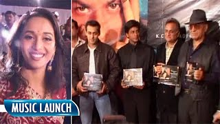 Hum Tumhare Hain Sanam Music Launch | Salman Khan | Shahrukh Khan | Flashback Video