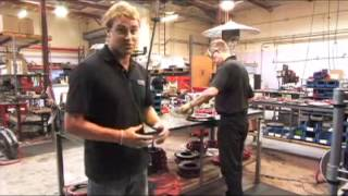 McLeod Racing Shop Tour