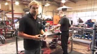 McLeod Racing Shop Tour