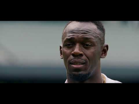 Usain Bolt teams up with Aussies