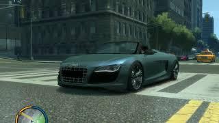 GTA 4 super cars Прохождение - Часть # 36