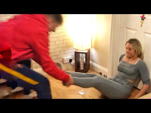 CRAZIEST FAMILY EVER!!!!! Kristen Hanby Prank Compilation