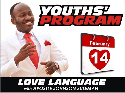 SINGLES MEETING 14TH FEB. 2018 WITH APOSTLE JOHNSN SULEMAN