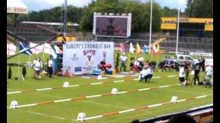 Zydrunas Savickas World Record Loglift