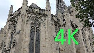 A 4K Tour of the University of Pittsburgh