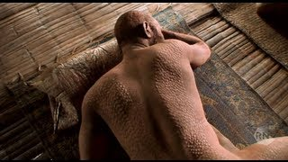 Repeat youtube video Initiation ceremony at Kanganaman, PNG [SD] 360documentaries, ABC RN
