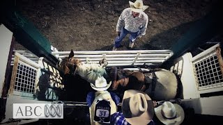 360° video: Immerse yourself in the life of a bronc rider thumbnail