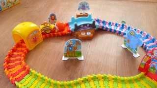 Anpanman Car Toy アンパンマン 知育 おもちゃ バイキン城に気をつけろ!つなげてくねくねロード が楽しすぎ!★アニメ ★ thumbnail