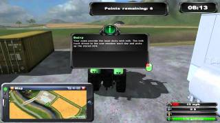 Let's Play Farming Simulator 2011 Episode 1 Landwirtschafts
