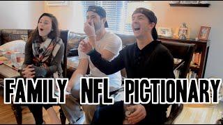 Family NFL Pictionary