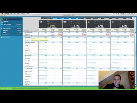 Einführung in die Finanzsoftware YNAB 4 - System, Grundlagen und Nutzung