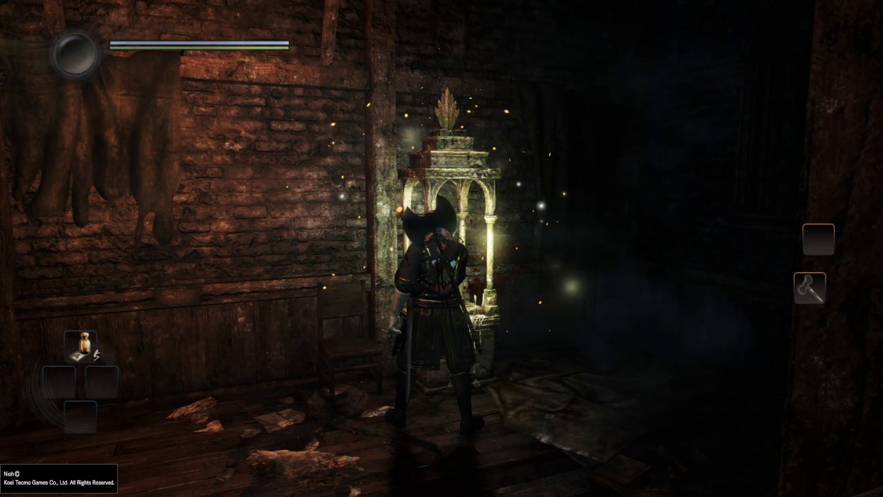 How To Save Checkpoints In Nioh - PRAY