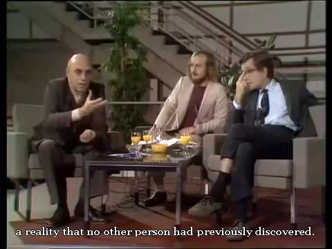Chomsky and Foucault Debate the Meaning of Human Nature