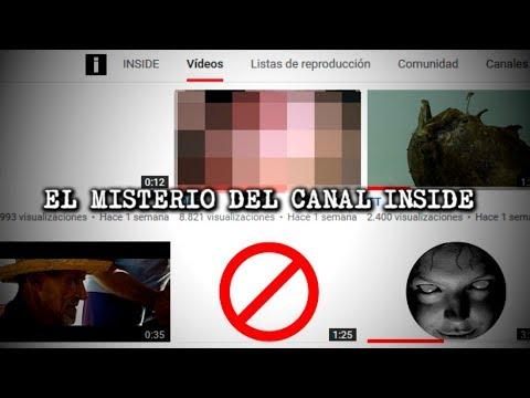 EL MISTERIO DEL CANAL INSIDE