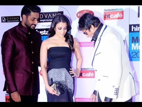 HT Most Stylish Awards 2015 | Aishwarya Rai Bachchan, Abhishek Bachchan, Amitabh Bachchan