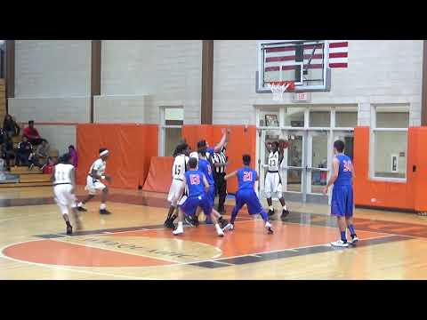 1st-Qt. Eagle Academy-Nwk. N.J., Junior Varsity vs. Jonathan Dayton High School N.J. 2-3-2018