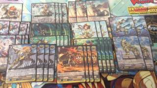 cardfight vanguard sunrise ray knight gurguit deck profile