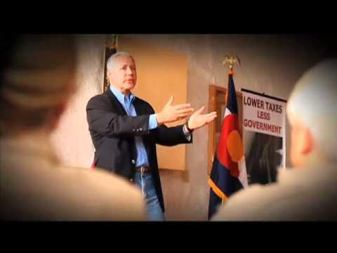 "Ken Buck for U.S. Senate  - ""Ignore Us"""