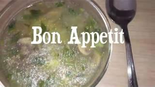 cooking || ГРИБНОЙ СУП