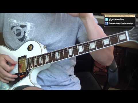 The Beatles  Helter Skelter  Guitar Tutorial I GOT BLISTAS ON ME FINGAS!