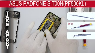 видео Замена Wi-Fi-модуля ASUS PadFone Infinity