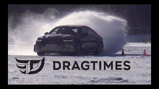 Dt_live. Дрифтим По Ладожскому Озеру. Audi Quattro Winter Experience.