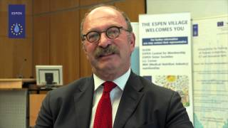 ESPEN's Chairman Welcome Message