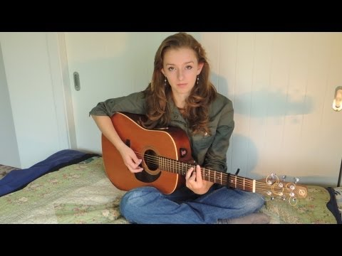 Royals - Lorde (Cover By Jaz Paterson)
