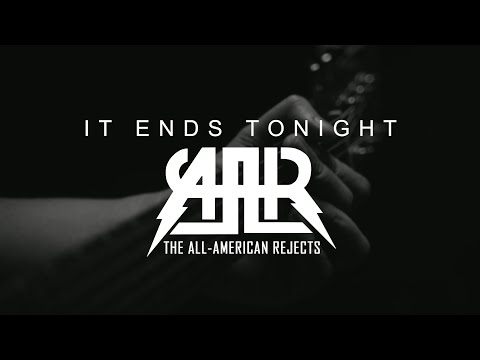 It Ends Tonight - All American Rejects Acoustic Cover