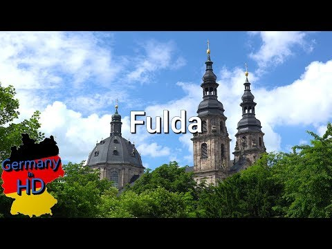 Fulda in 4k [Germanyinhd.de]