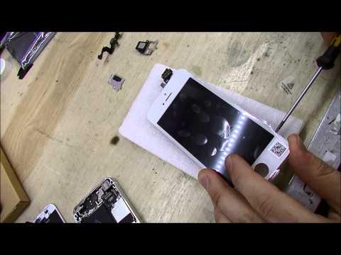 Iphone Screen Repair From Start To Finish