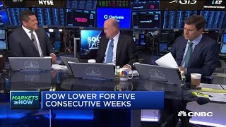 Here's why Jim Cramer is worried about the economy
