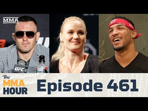 The MMA Hour Live - December 10, 2018